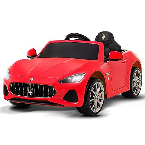 Uenjoy Maserati GranCabrio 12V Electric...
