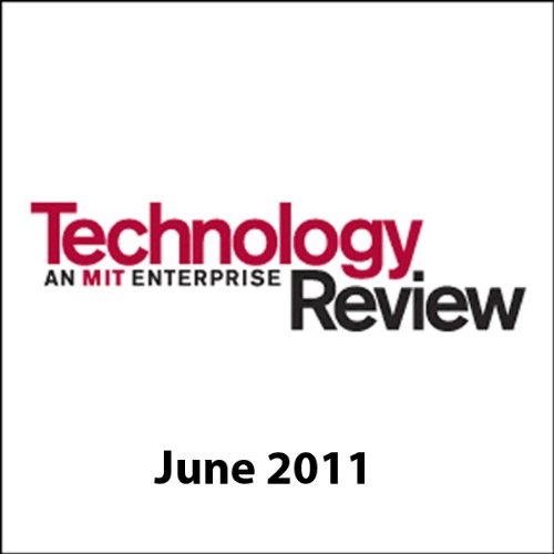 Audible Technology Review, June 2011 cover art