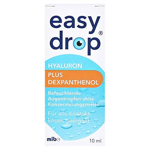 easydrop Hyaluron plus Dexpanthenol Augentropfen, 10 ml