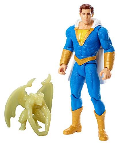 DC Shazam, Figura de Acción Freddy 15 cm, Juguetes Niños +4 años (Mattel GCW42)
