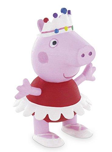 Comansi - BC99689 - Figurine Peppa Pig Danse - Peppa Pig - 7 cm