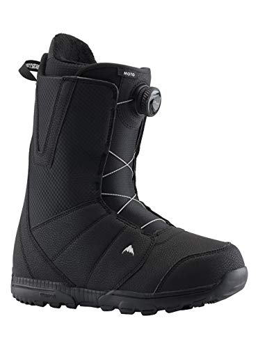 Burton Moto Boa Snowboard Boot - Men's Black, 11.0
