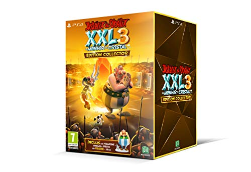 Astérix & Obélix XXL 3 : le Menhir de Cristal Edition Collector pour PS4