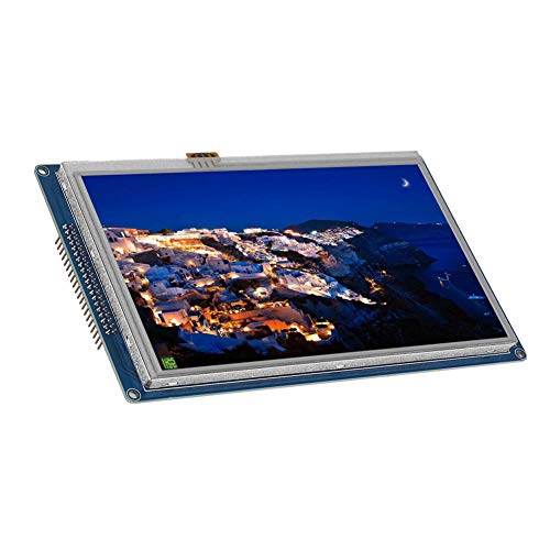 LCD-Anzeige, LCD-Touchscreen 800x480 7-Zoll-TFT-LCD-Anzeigemodul AVR STM32 ARM SSD1963 LCD-Touchscreen-Modul