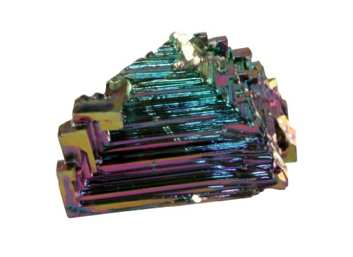 Bismuth Crystal .75-1.25 Inch w Info Card
