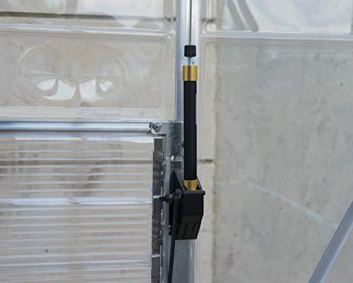Palram Gewächshäuser Zubehör automatische Lamellenfenster öffner