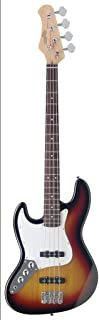 "$441 » Standard""J"" Style Electric Bass Guitar - Sunburst"
