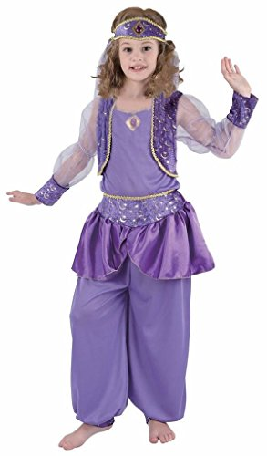 P'tit Clown - 97357 - Costume Enfant Orientale - Taille M