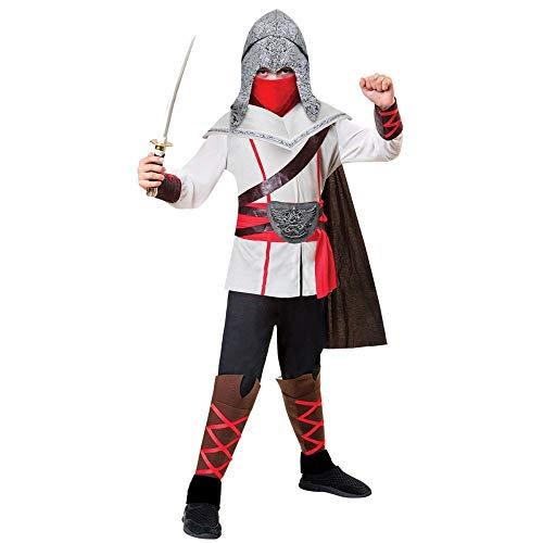 AMSCAN Costume da Ninja per bambini in stile Assassins Creed XL (12-14 years)