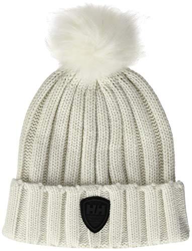 Helly Hansen W Limelight Beanie gebreide muts wit (wit 011), One Size (grootte van de fabrikant: One Size) voor dames