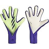 adidas Unisex-Adult X Gloves ProSignal Green/Energy Ink9