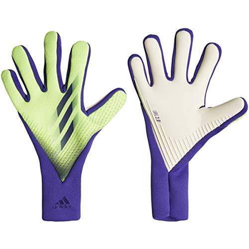 adidas Goalkeeper Gloves (unisex-adult) Signal Green/Black/Black
