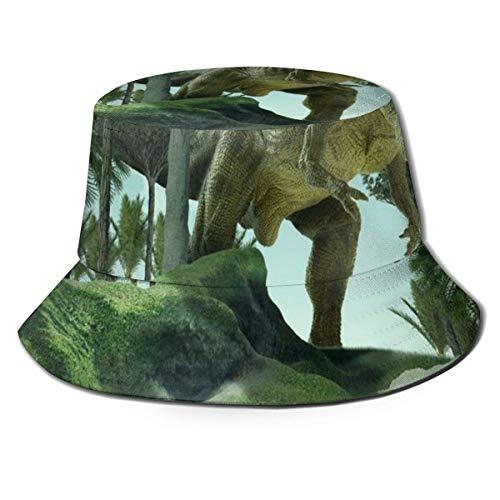Limat Mehrfarbiger Kangaroo Unisex Casual Bucket Hat Fisherman Cap Sonnenhut