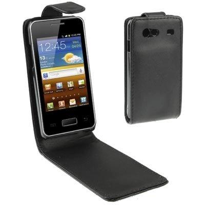 Schützen Sie Ihr Mobiltelefon Vertikale Flip Samsung Galaxy S / I9070 / Advance für Samsung Handy
