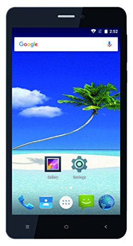 RCA 6-Inch Unlocked 4G LTE, Quad Core, Quad Band, Dual SIM, Android World Smartphone with High Res IPS Touch Screen and Dual Camera