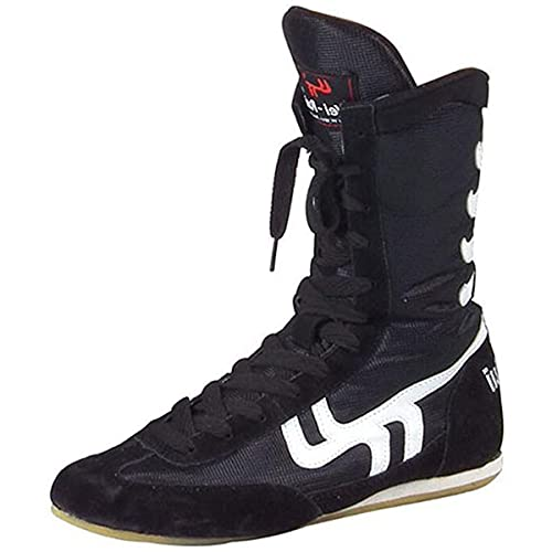 Boxenschuhe, High Top Wrestling Boots...