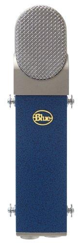 Blue Microphones - Micrófono condensador (cardioide), color azul