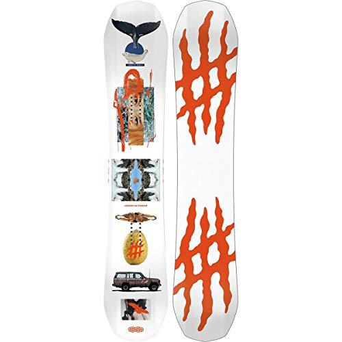 LOBSTER Herren Freestyle Snowboard The Stomper 159W 2019