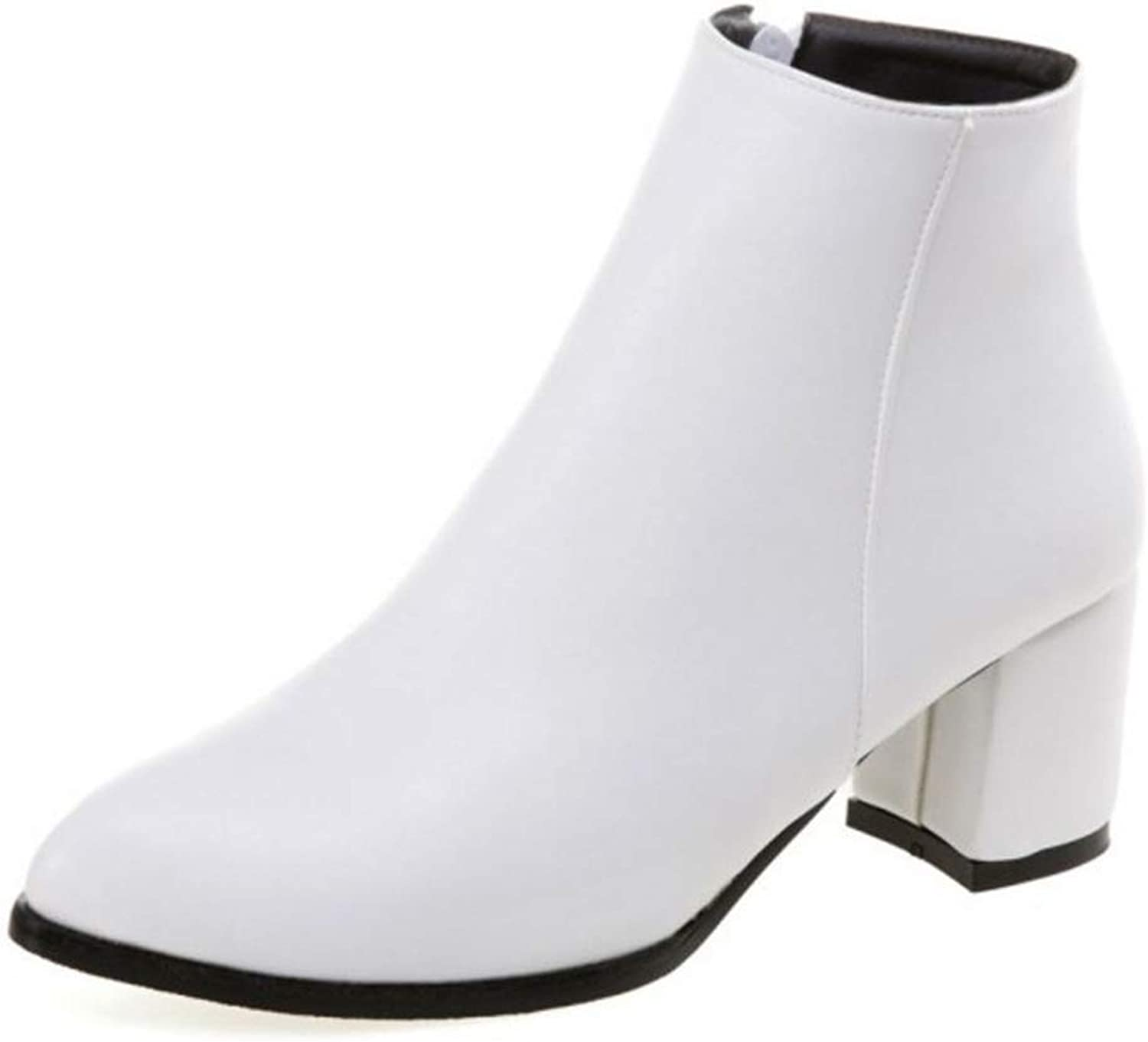 Cocey Women Ankle Chelsea Boots