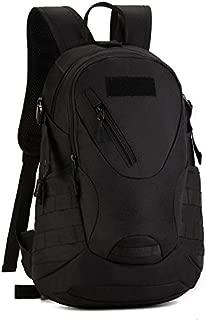 Huntvp Military MOLLE Backpack Rucksack Gear Tactical Assault Pack Student School Bag 20L for Hunting Camping Trekking Travel