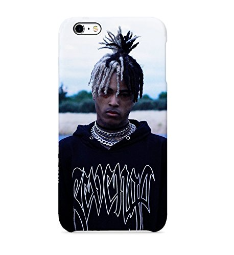 XXXTentacion Colorful Photo Phone Case Hard Plastic Schutzhülle aus Hartplastik Handy Hülle 3D Full-Print Protective Phone Case For Iphone Samsung Galaxy Huawei Mobile Cellphone