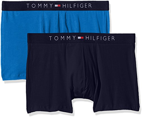 Tommy Hilfiger Boxershorts voor heren, verpakking van 2 stuks