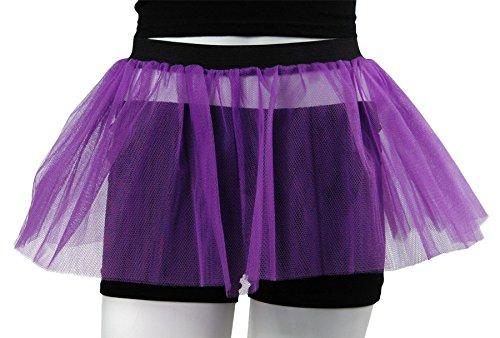 Tutu Falda Bailarina Ballet Fancy Dress UK Tamaño 6 – 28 Nuevo