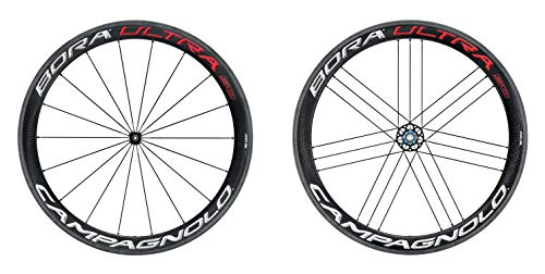 Campagnolo Bora Ultra 50 Roue Pneu Bright Label 28'