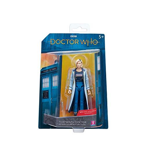 Doctor Who 6845 13th Action - Figura decorativa, multicolor , color, modelo surtido