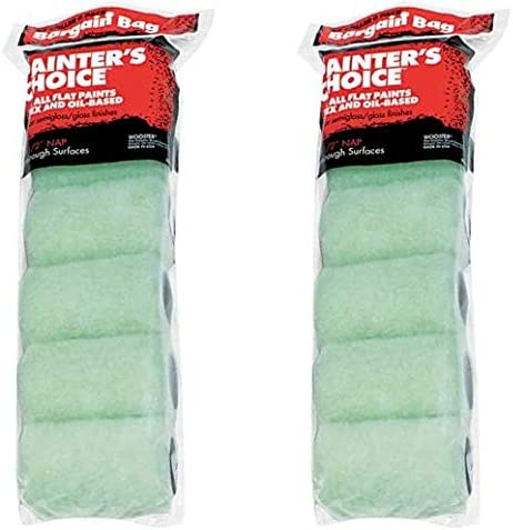 Wooster Brush R271-4 Painter's Choice Max 59% OFF Nap Cover Roller 2-Inch SEAL limited product 1