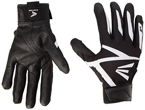 Easton Z3 Hyperskin Gants de frappe Noir Taille M