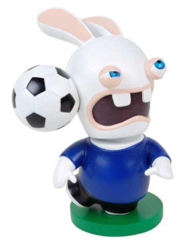 Lapins Crétins Rabbids Fußballspieler Cabezon (21cm), Figur Computerspiel