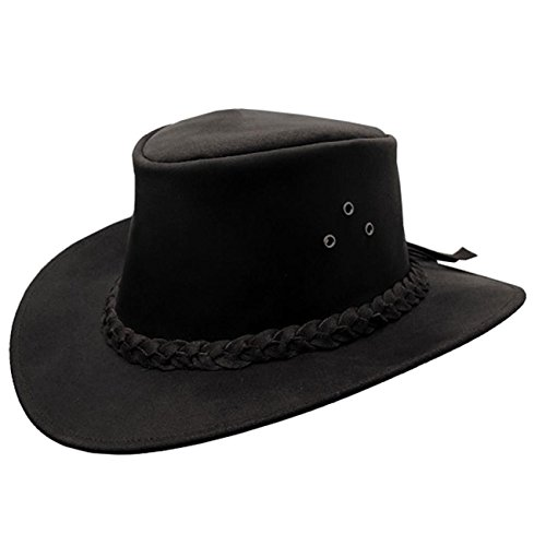 Kakadu Original Iron Cove Leather Hat