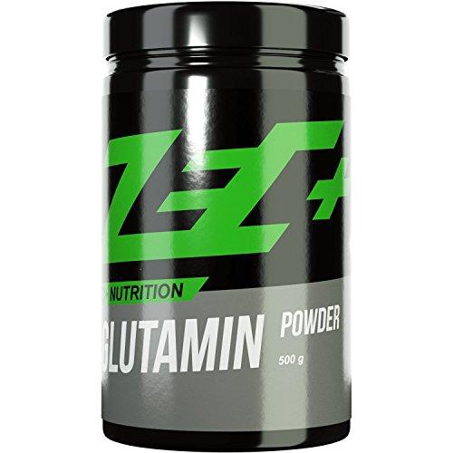 Zec+ Unflavored Glutamine, 1 Stück
