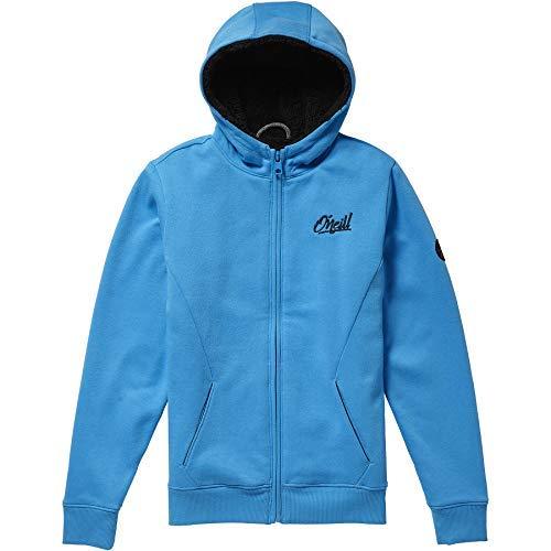 O'Neill Veste de Survêtement Veste O'Neill Super Laine Polaire Blau Unicolore Brodé - 6025 Dresde Bleu, 152