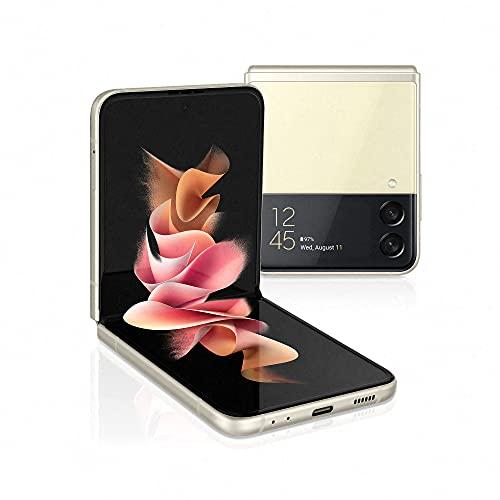 Samsung Galaxy Z Flip3 5G - 128Go - Smartphone Android débloqué - Version Française - Crème
