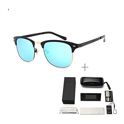 TIANZly Klassische Zirkuläre Polarisierte Sonnenbrille-Frauen-Objektiv-Art- Und Weisebrillen, Die Im Freienaktivitäten Anti-Uvschutzbrillen Fahren
