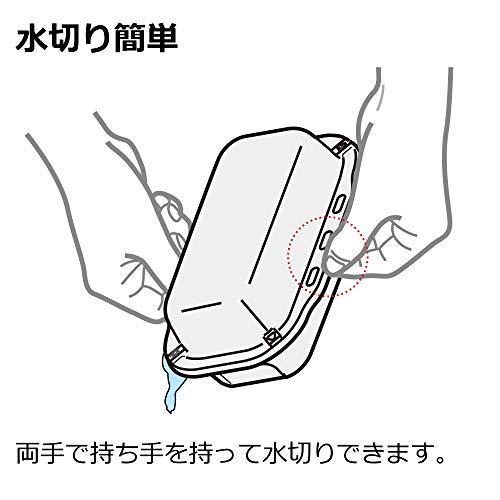 リッチェル『ほ乳びんレンジスチーム消毒パック(2本用)』