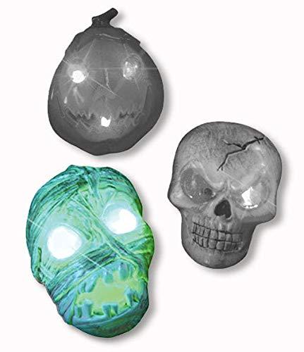Horror-Shop Momies anneau brillant