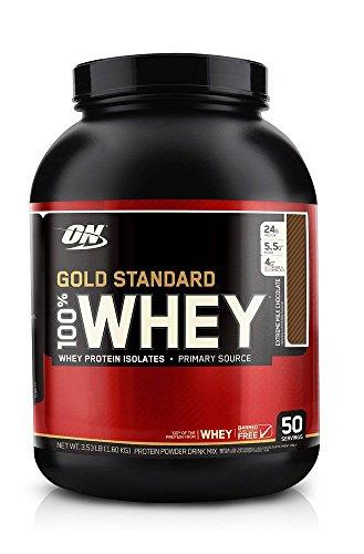 Optimum Nutrition Optimum Nutrition WHEY GOLD STANDARD - chocolate con leche - 2,270kg