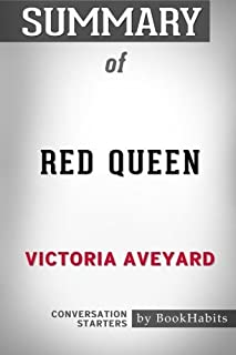 Summary of Red Queen by Victoria Aveyard | Conversation Starters