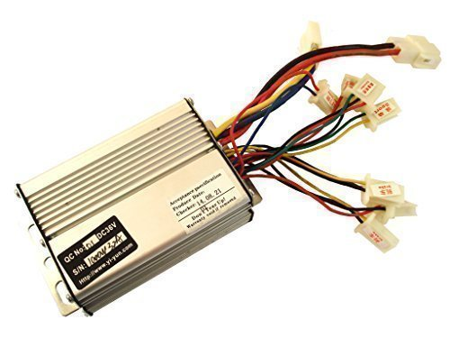 HMParts Steuergerät/Controller 36 V 1000 W z.B. für Mach 1 - E - Scooter