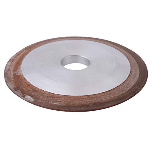 Amoladora del cortador de grano 180 de la muela abrasiva de la resina del diamante de 100m m para el metal del carburo