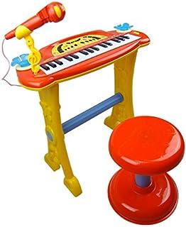 Buddy Fun Electronic Symphonic Piano / Key Board Organ - Educational Musical Toy With Mp3 Plug in