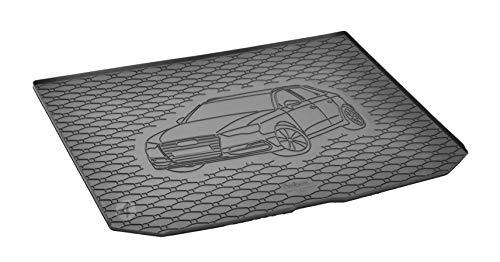 Kofferraumwanne Kofferraummatte Antirutsch RIGUM geeignet für Audi A3 Sportback 8V 2012-2020 Perfekt angepasst + Auto DUFT