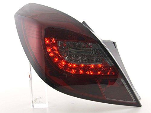 FK Automotive FKRLXLOP12039 LED Feux arrière, Noir