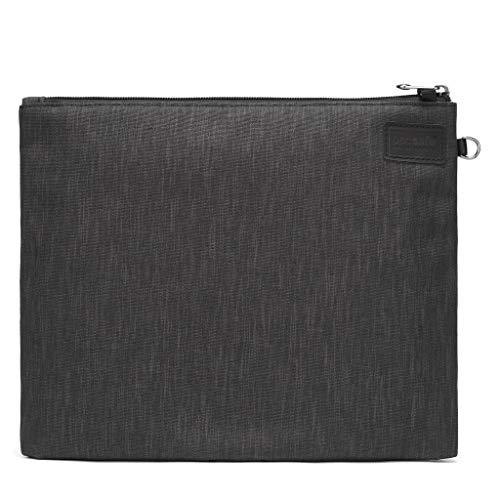 Pacsafe RFIDsafe Large Travel Pouch Carbon