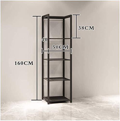 YANG 1580W Steamer Stand-Dampfglätter Dampfglätter Intelligente Tastensteuerung 1.4L Großer Wassertank Leises Design Tragende 10KG,White