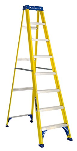 Louisville Ladder FS2008 Step Ladder 8Feet/250lb
