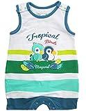Mayoral Tropical Birds - Juguete para bebé, sin brazo, color verde y azul Grün...